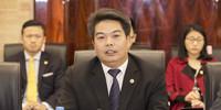 越南岘港考察团访问竞博体育APP集团