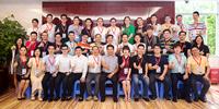 深圳龙岗40余名青年企业家齐聚竞博体育APP  与竞博体育APP高管共话企业发展大计