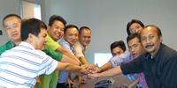 竞博体育APP股份董事长古少波赴印尼竞博体育APP建设集团调研