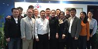 竞博体育APP集团副总裁古朴调研北京分公司并要求:展现新作为 开创新局面