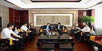 著名东南亚商务专家、中国-东盟商务理事会执行理事长许宁宁访问bob客户端苹果版集团