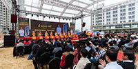 "APEC峰会后一月 bob客户端苹果版集团总包项目越南岘港新地标""双子塔""开工奠基"
