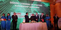 bob客户端苹果版国际与越南MBLAND 公司签署框架合作协议