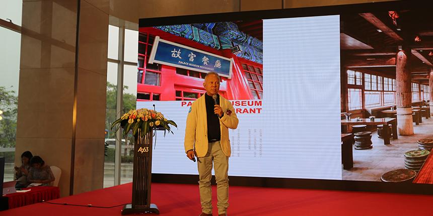 高文安:活在未来 为中国传统文化复兴奋斗一生